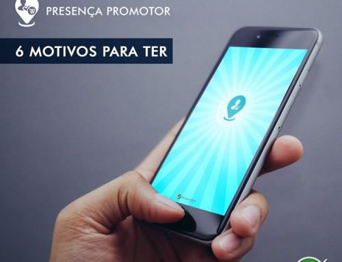 O Presença Promotor é nosso aplicativo com foco …